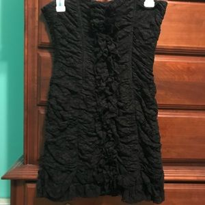 Lace strapless dress B.B. DAKOTA